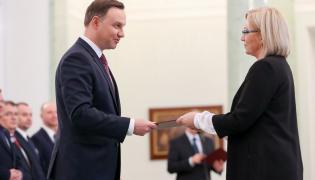 Prezydent powołał Julię Przyłębską