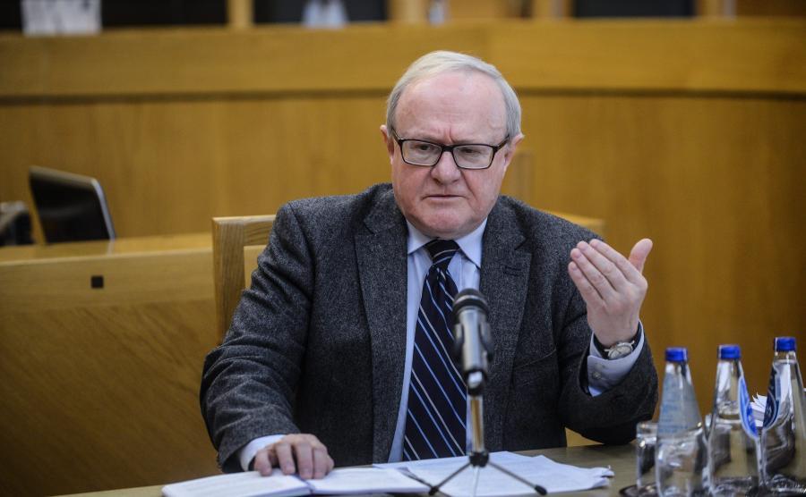 Wiceprezes TK Stanisław Biernat