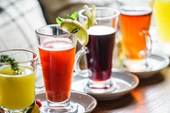 Koktajle herbaciane