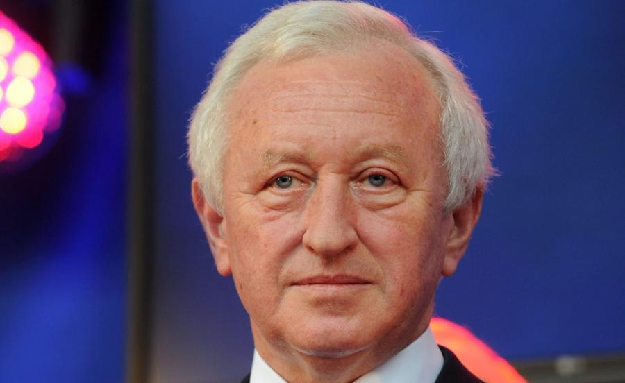 Na zdjęciu archiwalnym z 05.04.2014 r. kandydat do PE Bogusław Liberadzki