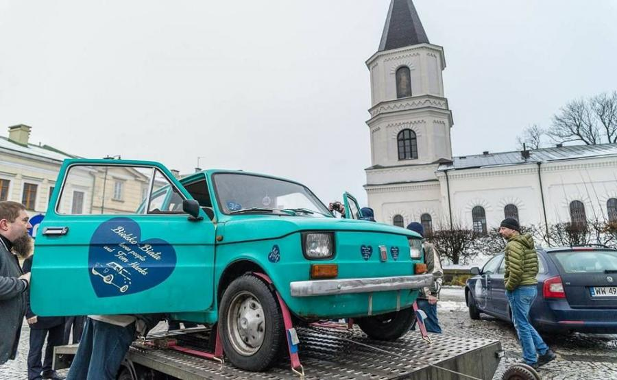Wytropiony w stolicy Suwalszczyzny maluch kosztował 8,5 tys. zł