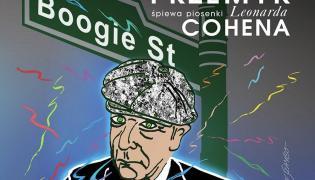 """Okładka płyty """"Boogie Street"""" Renaty Przemyk"""