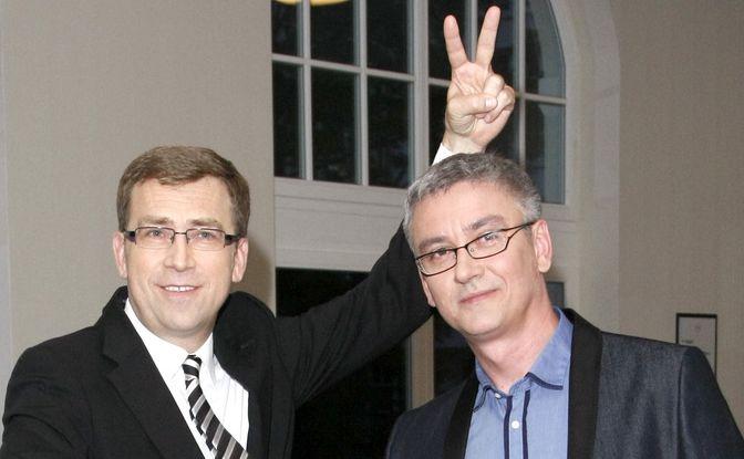 Artur Orzech, Maciej Orłoś