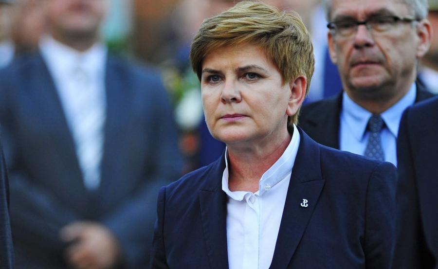premier Beata Szydło