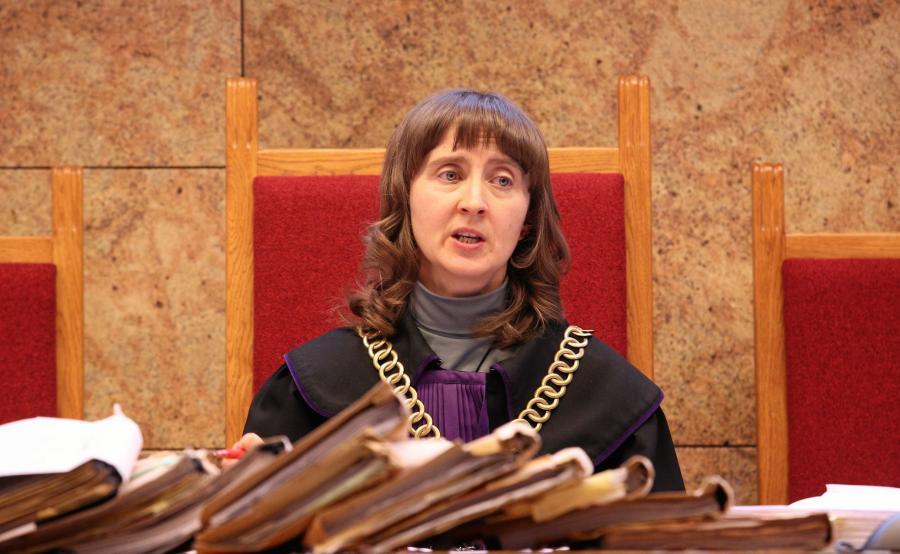 Sędzia Agnieszka Pilarczyk
