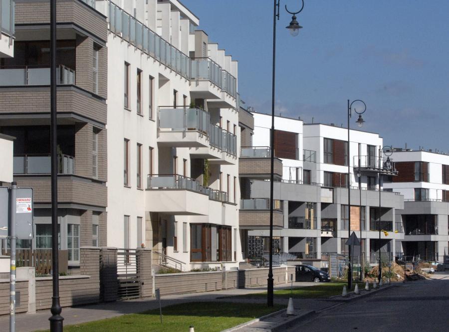 Sprzedaż mieszkań wreszcie idzie w górę