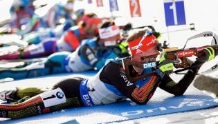 Biathlonowe mistrzostwa świata