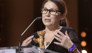"""Węgierska reżyserka Ildiko Enyedi ze Złotym Niedźwiedziem za film """"On Body and Soul"""""""