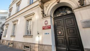 Budynek Ministerstwa Zdrowia