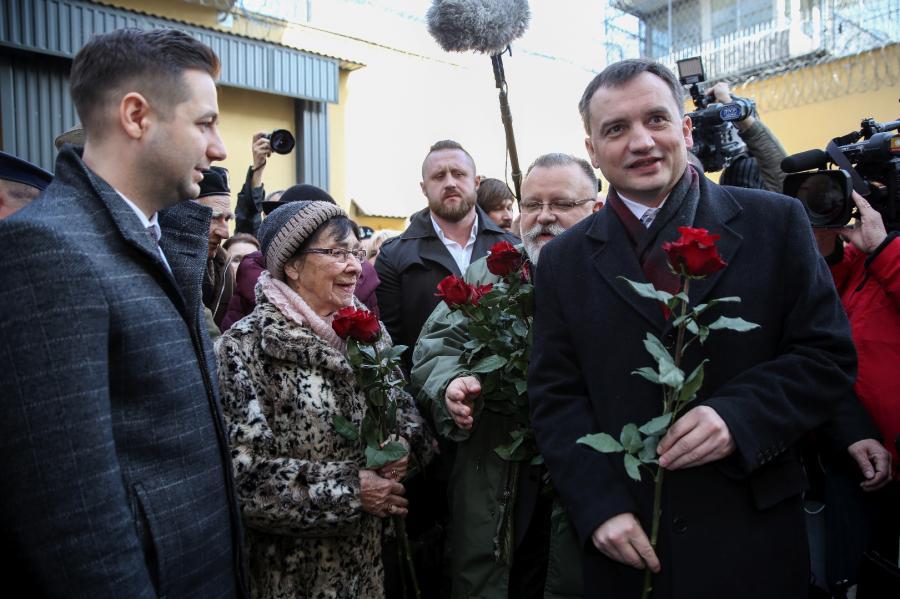 Wiceminister Jaki i minister Ziobro