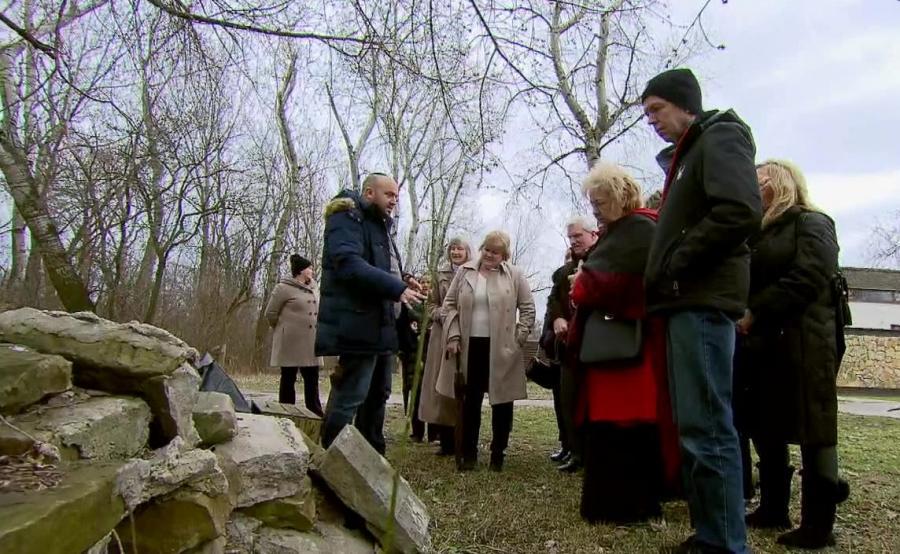 Doradcy Trumpa z wizytą w warszawskim zoo