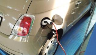 Polski samochód elektryczny 500e