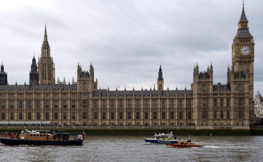 Parlament w Londynie